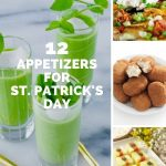 st. patricks day appetizers