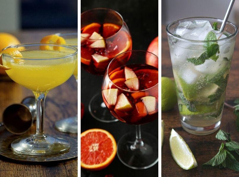 Cocktails & Beverages - cover