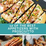 Appetizers with Prosciutto