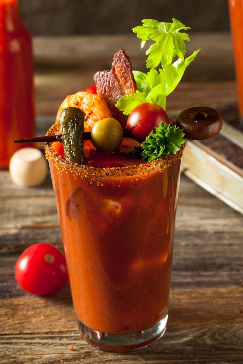 The Best Bloody Mary Cocktail