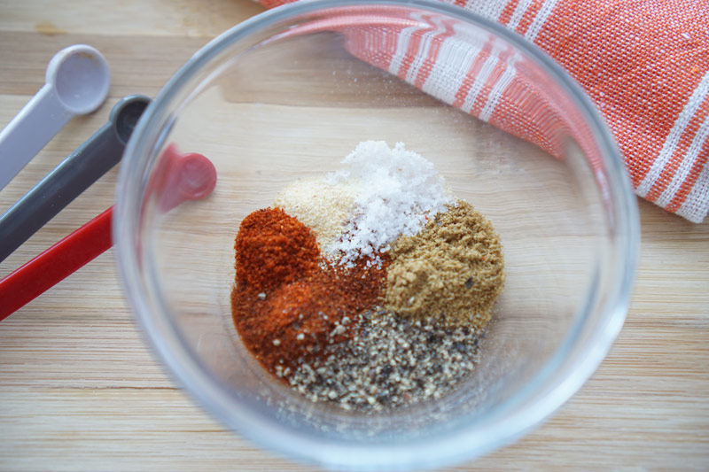 southwestern egg roll spices
